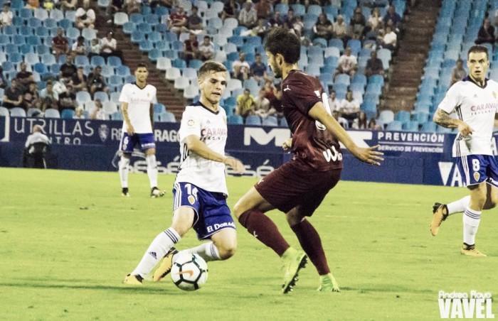 Lorca FC – Real Zaragoza: puntuaciones del Real Zaragoza, jornada nueve