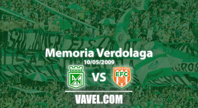 Memoria 'verdolaga': pese al gol de Galván, a Nacional se le escapó el triunfo ante Envigado en el final
