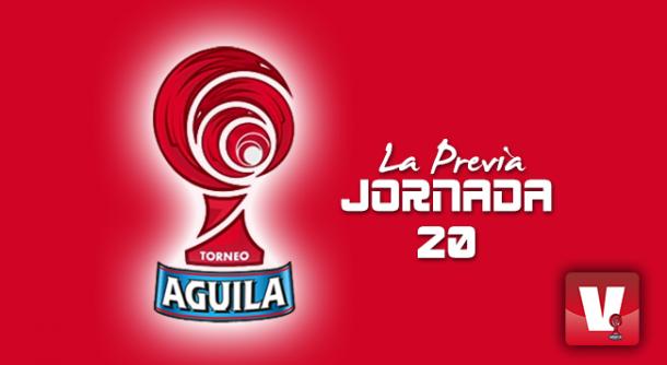 Torneo Águila - Fecha 20: permutan variables