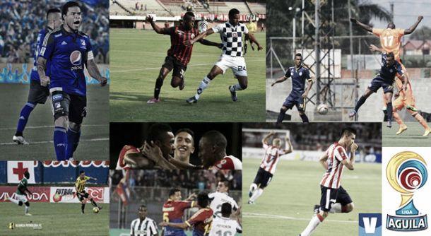 Quinta fecha de la Liga Águila: una fecha de goles