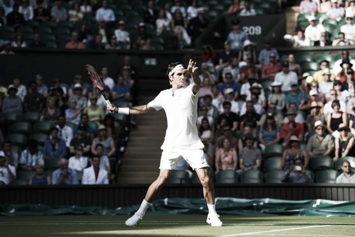 Atp, Federer riparte dall'erba. Forse in campo già a Stoccarda