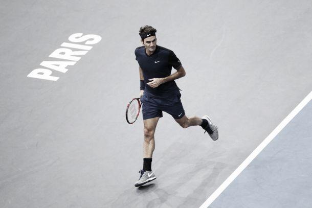 Atp Parigi-Bercy, Federer stordisce Seppi e vola agli ottavi