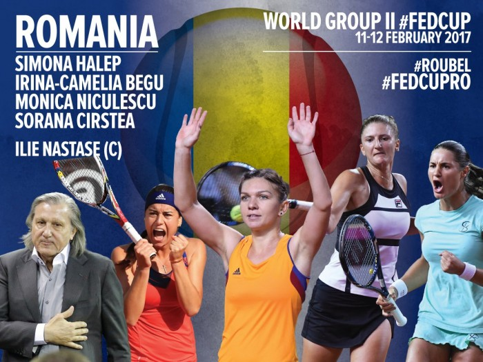 Fed Cup: Romania still unsure about its team for the tie against Belgium