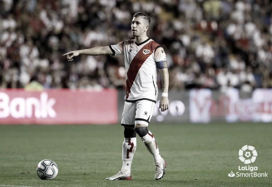 Embarba, el líder del pase a gol