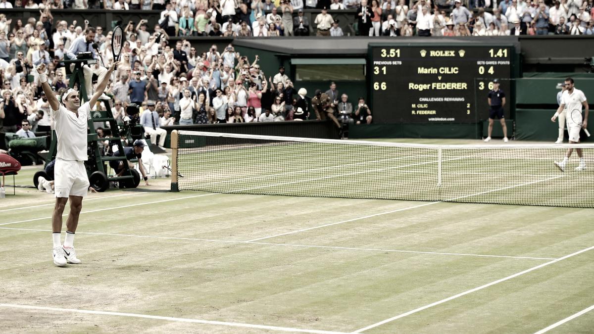 Escenario listo para Wimbledon
