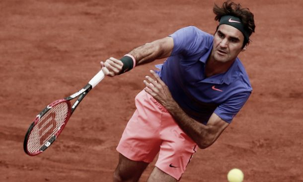 Roland Garros, Federer liquida Granollers