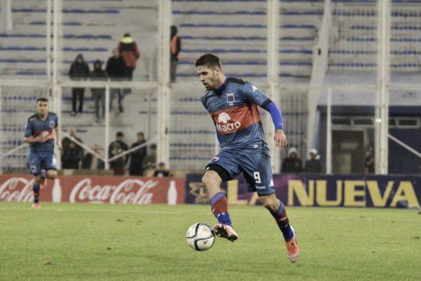 """Federico González: """"Es el debut que había pensado"""""""