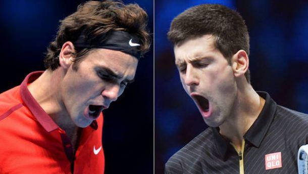 Federer y Djokovic se verán las caras en la final del Masters