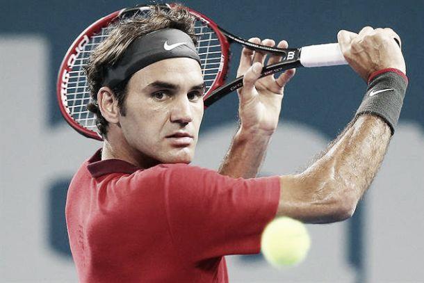 ATP Brisbane, 1000 volte Federer