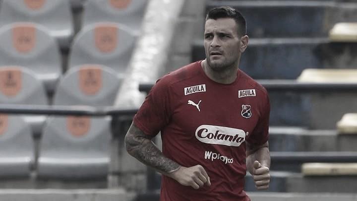 Federico Laurito no va más con Independiente Medellín