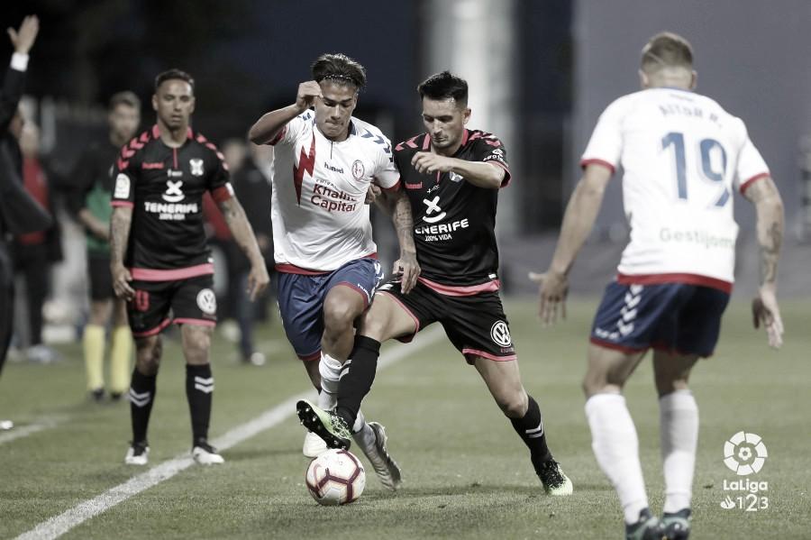 """Fede Varela: """"La idea de fútbol de Iriondo casa a la perfección con la mía, por eso vine"""""""