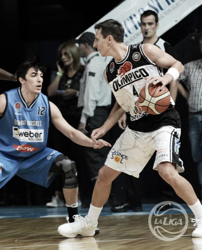 Olímpico frenó el andar de Bahía Basket