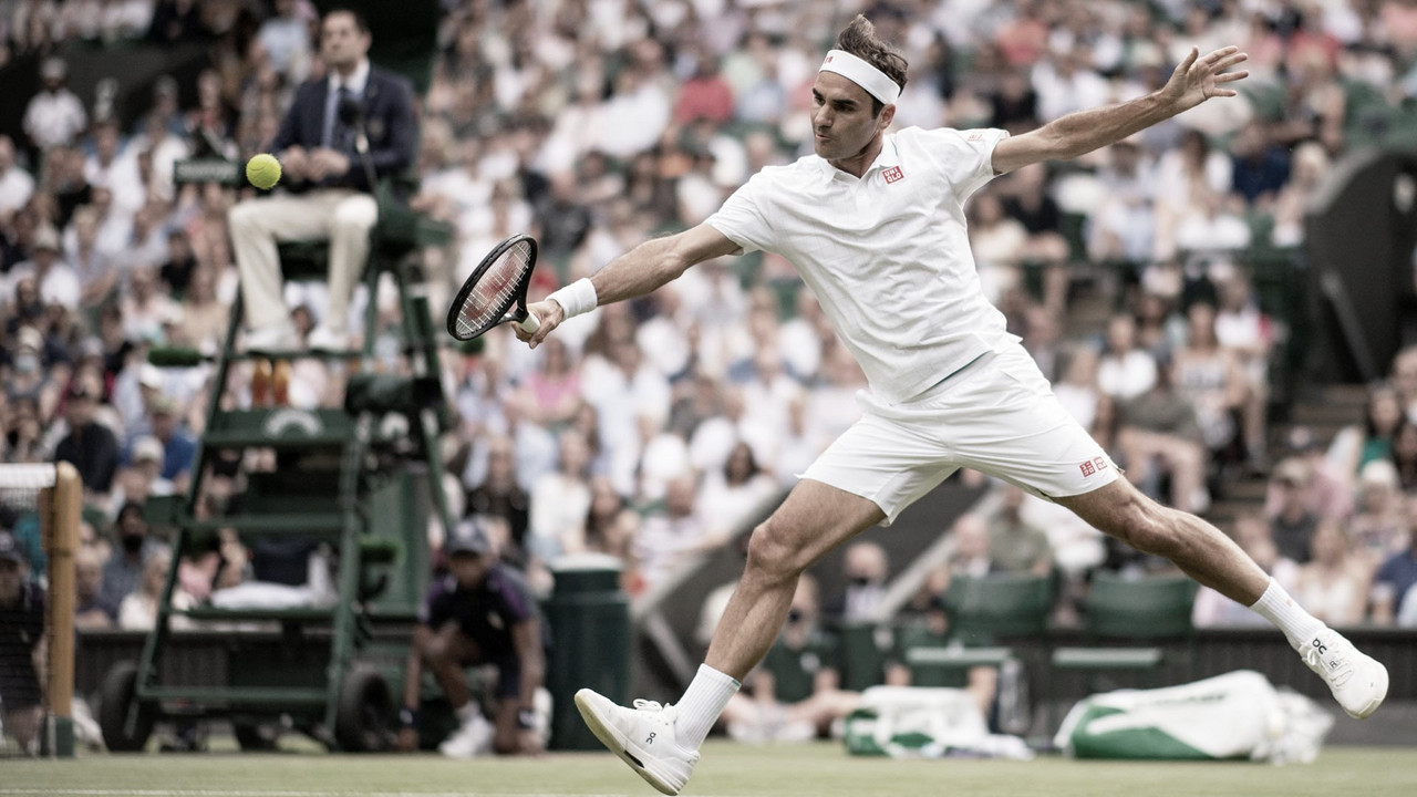 Federer bate Norrie em quatro sets e avança às oitavas em Wimbledon