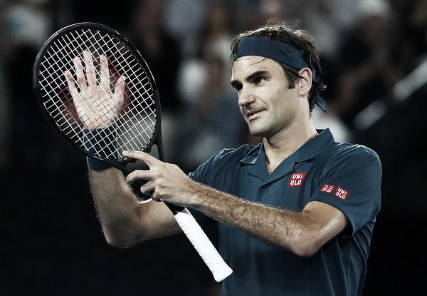 Trabajada victoria de Federer en Dubai