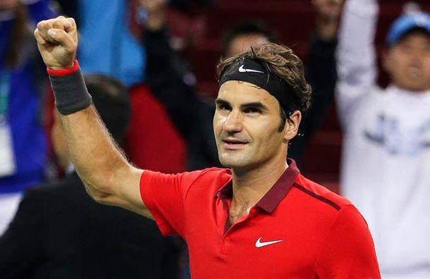 Federer no se cansa de ganar