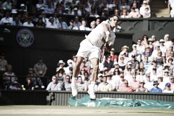 Wimbledon, Federer è uno spettacolo. Murray si arrende in semifinale