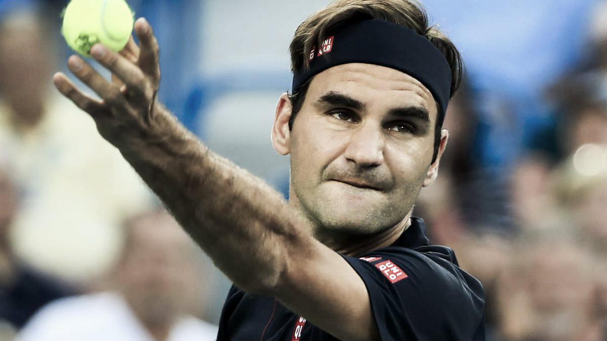 Roger Federer vs Leo Mayer, primer cruce de octavos