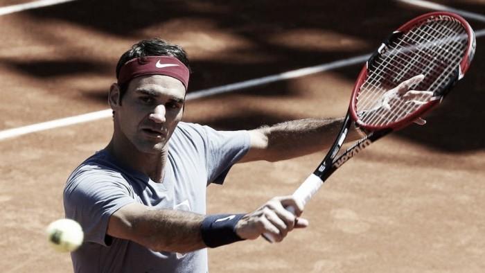 Federer batte i dubbi e Zverev, ottavi centrati a Roma