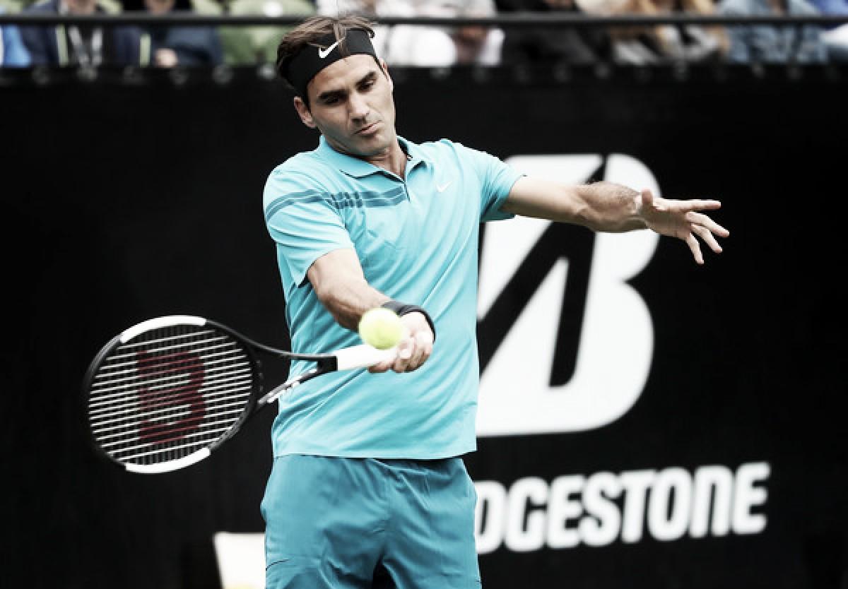 Federer regresa con victoria en Stuttgart 84 días después