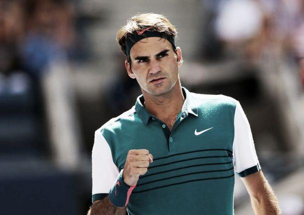 Us Open, Federer agli ottavi. Battuto Kohlschreiber in tre set