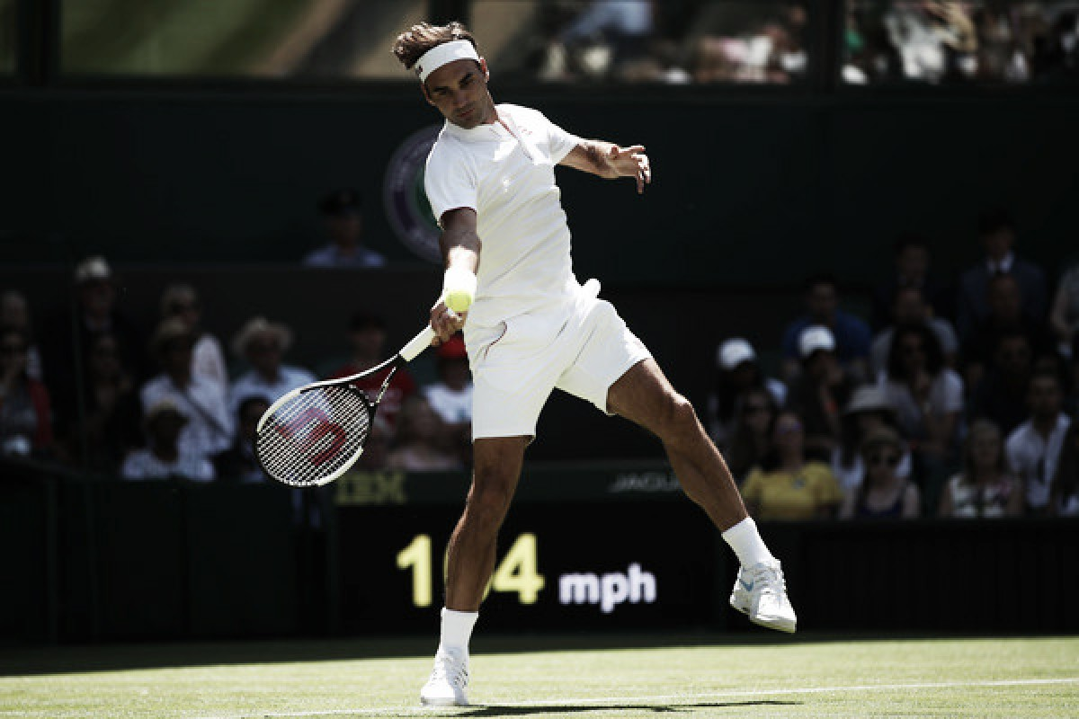 Roger Federer vs Lukas Lacko Live Stream Updates and Commentary of 2018 Wimbledon
