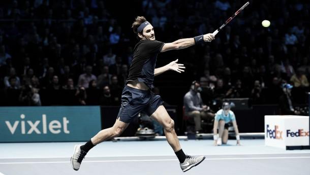 Atp Finals, Federer batte Nishikori in tre set e si garantisce il primo posto nel girone
