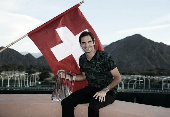 Actualización ránking ATP 20 de marzo: Federer ya es sexto