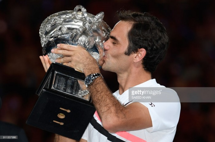 Australian Open 2018:Roger Federer wins 20th Grand Slam title after beating Marin Cilic 6-2 6-7(5-7) 6-3 3-6 6-1 - How it happened