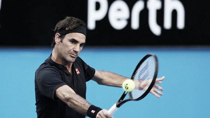 Federer mantém 100% na semana e derruba Zverev na final da Hopman Cup