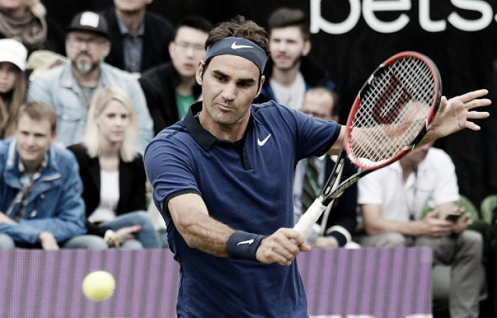 ATP 500 de Halle: Federer derrota Goffin e está na semifinal; Thiem e Zverev avançam