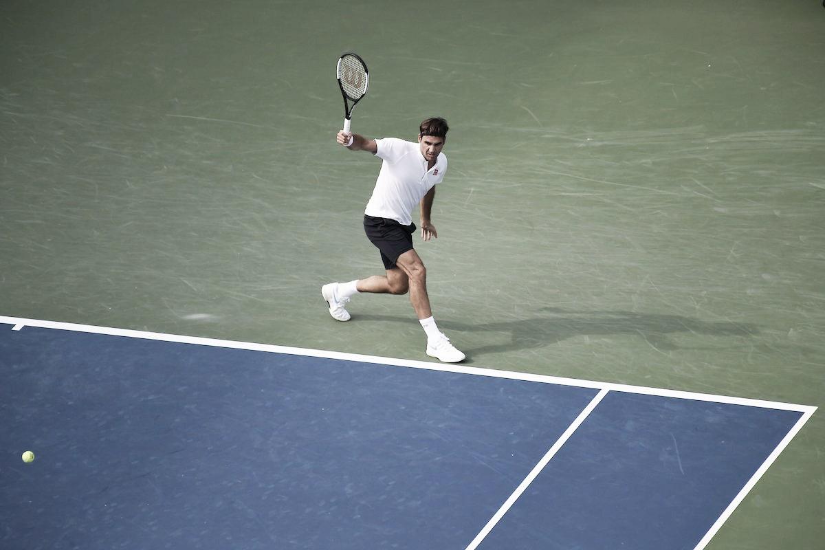 """Federer admite decepção com performance na final contra Djokovic: """"Perdi a concentração"""""""