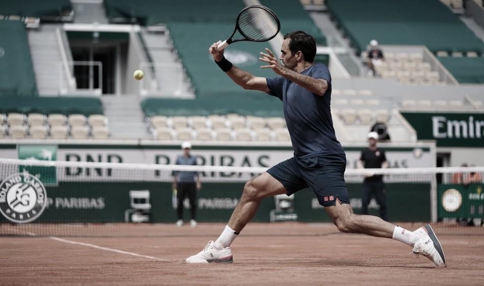 Roland Garros: Roger Federer debuta ante Denis Istomin