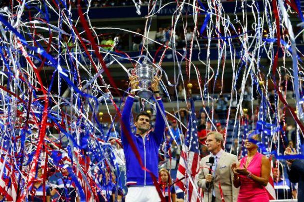 """US Open 2015, Djokovic: """"Roger è il migliore della storia, una sfida tremenda"""""""