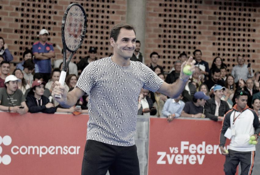 ¡Lo prometió y lo cumplirá! Roger Federer volverá a Colombia el 24 de marzo de 2020