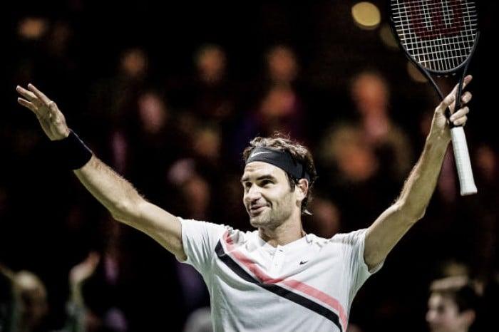 Roger Federer volta a ser o número 1 após seis anos