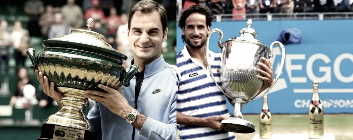 Comienzan Queen's y Halle palpitando Wimbledon