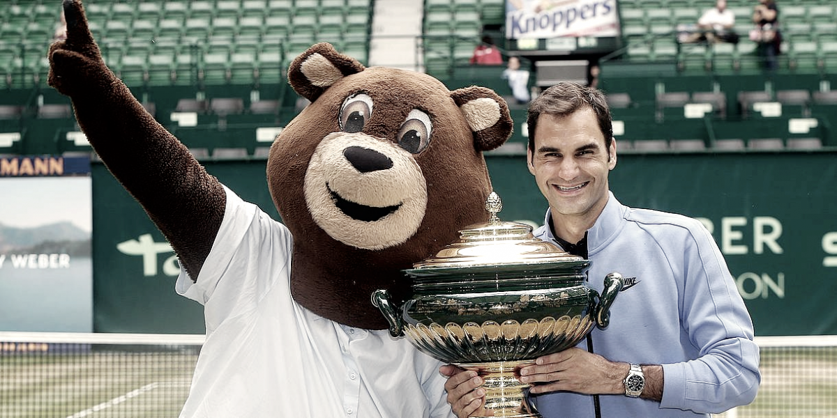 Previa ATP500 Halle: Federer, a por la décima