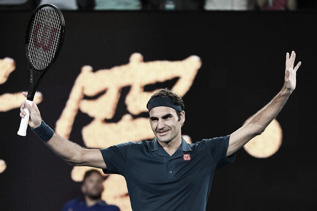 Federer confirma favoritismo contra Istomin e vai à segunda rodada do Australian Open