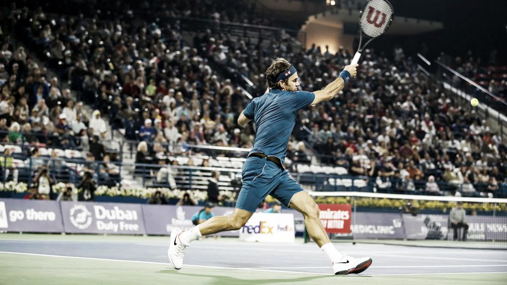Federer mantém freguesia sobre Kohlschreiber e avança à segunda rodada do ATP 500 de Dubai