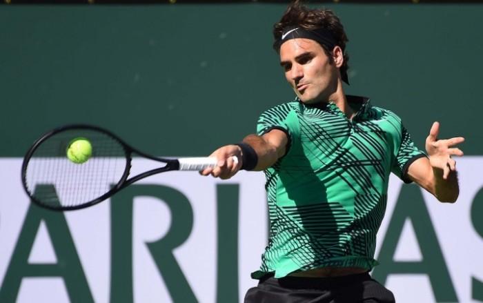 Del Potro se enfrenta a Federer en Miami