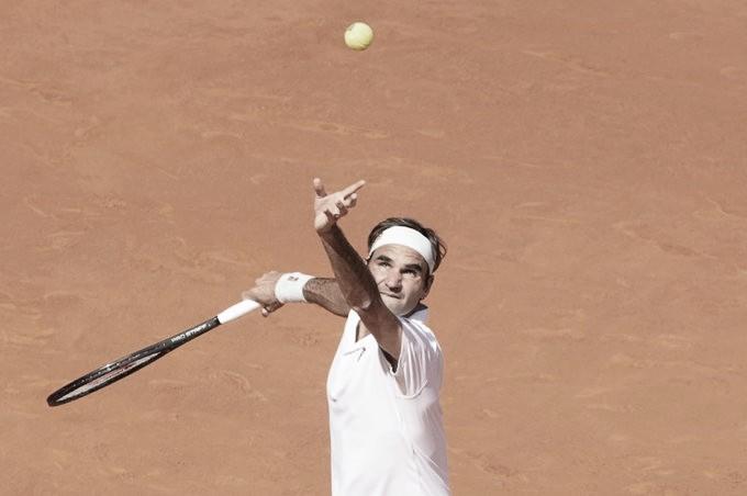 Federer salva dois match points em jogaço contra Monfils e avança em Madrid