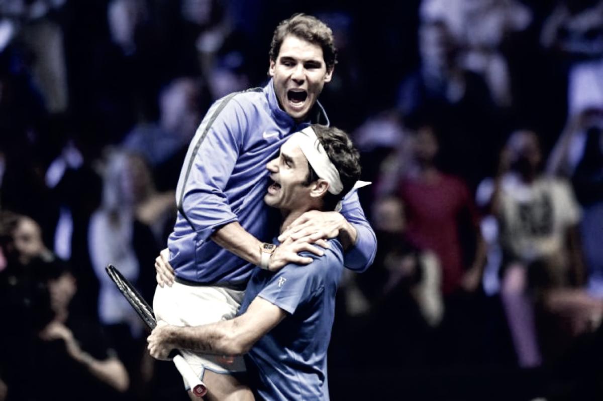 Roger Federer, Rafael Nadal battle for number one just heating up
