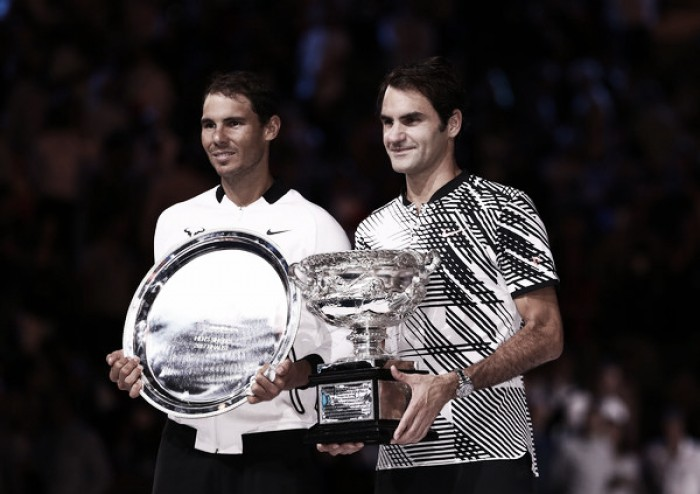 Roger Federer and Rafael Nadal to battle for number one at US Open