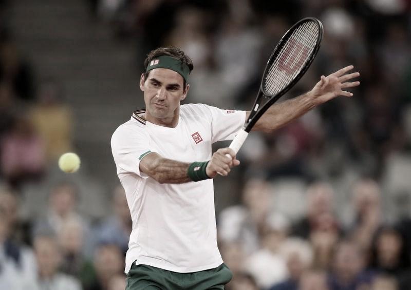 """""""Sus músculos se deterioraron"""", advierte el PF de Federer"""