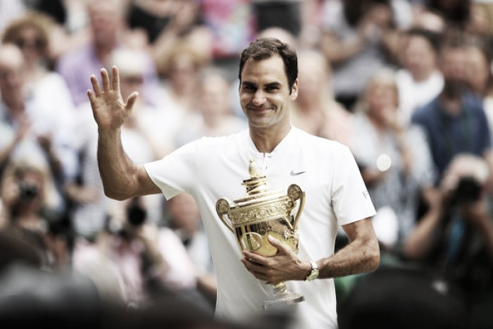Roger Federer's road back to number one