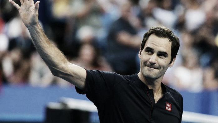 Federer bate Tiafoe na abertura do confronto entre Suíça e EUA na Hopman Cup