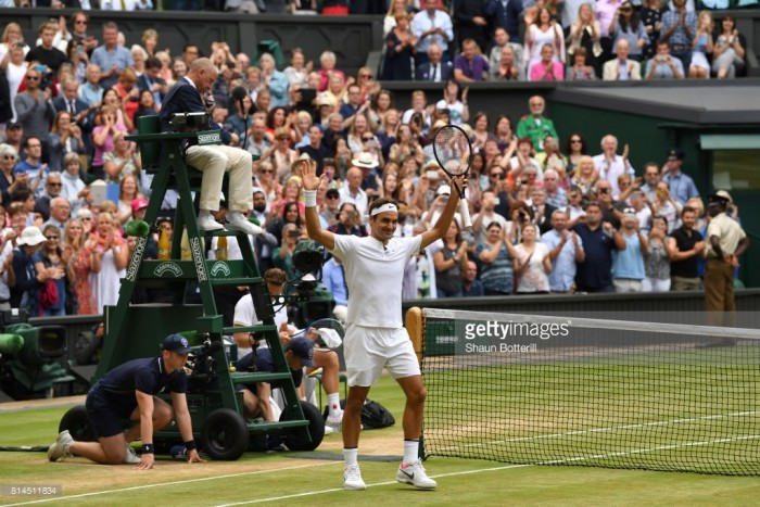 Wimbledon 2017: Federer comes through Berdych test to reach eleventh final