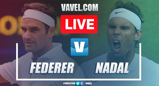 Result Federer 3-1 Nadalin 2019 Wimbledon Semifinal