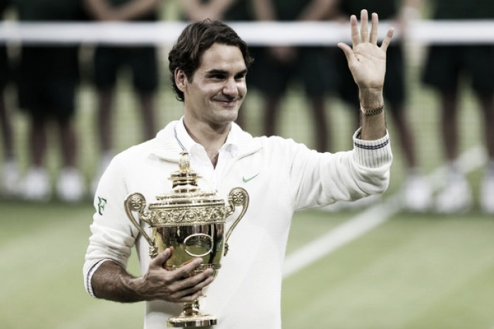 2017 Wimbledon player profile: Roger Federer