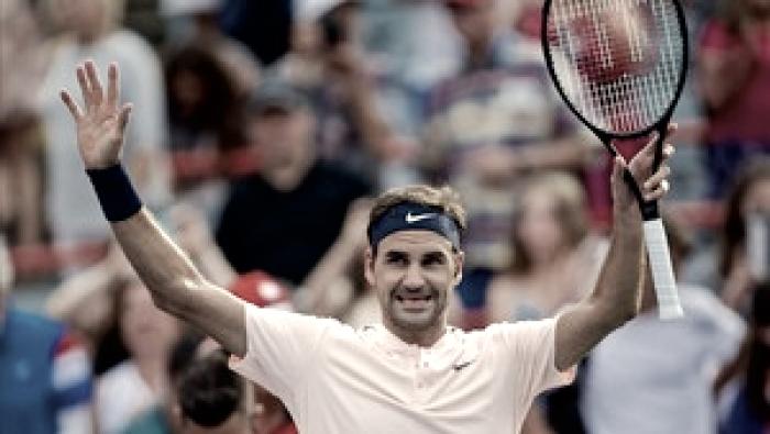 Federer se mete en la final de Montreal